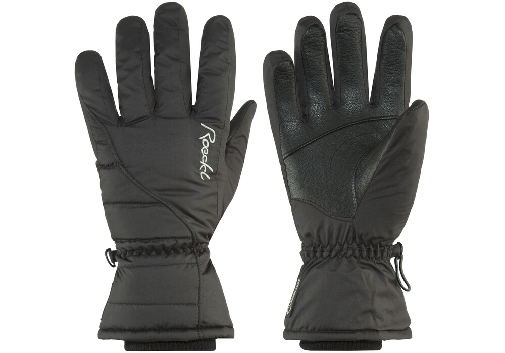 roeckl cervino gtx ski handschuhe damen schwarz. Black Bedroom Furniture Sets. Home Design Ideas