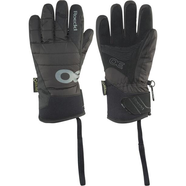 Roeckl Alagna GTX Handschuhe Kinder schwarz