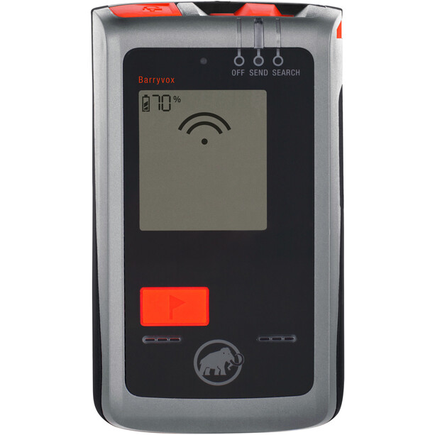 Mammut Barryvox Avalanche Transceiver Europe