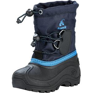 Kamik Southpole 4 Winterstiefel Kinder blau/schwarz blau/schwarz