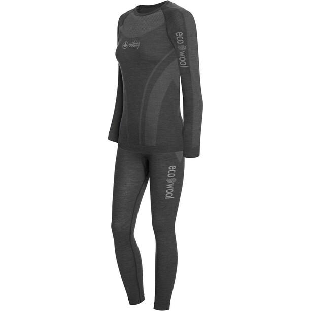 Viking Europe Lana Underwear Set Damen grey