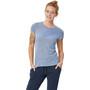 super.natural Essential I.D. T-Shirt Damen Light Tempest 3D/Print