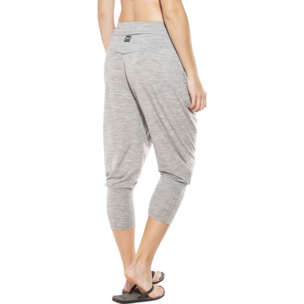 super.natural Harem Pants Dam ash melange