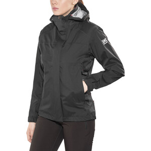 X-Bionic Daily Outdoor Shell Jacke Damen black/red black/red