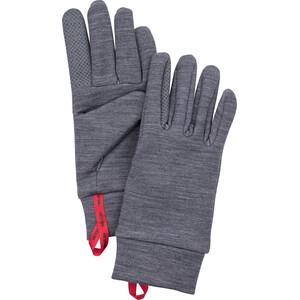 Hestra Touch Point Warmth Gloves 5-Finger grå grå