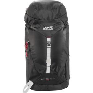 CAMPZ Mountain Comp 20l Rucksack schwarz schwarz
