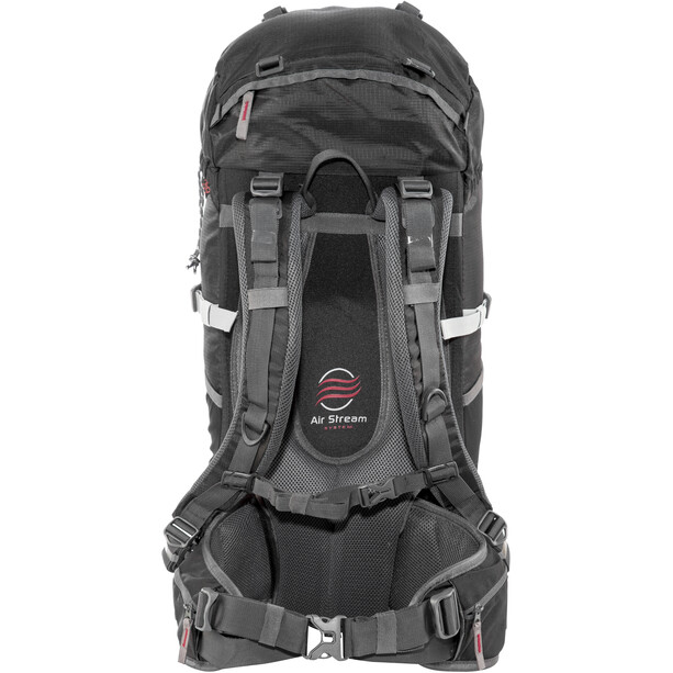 CAMPZ Mountain Comp 35l Rucksack schwarz