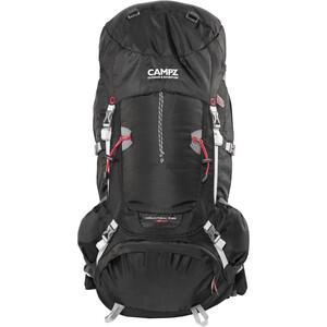 CAMPZ Mountain Pro 42+10l Rucksack schwarz schwarz