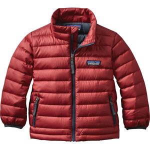 Patagonia Down Sweater Barn classic red classic red