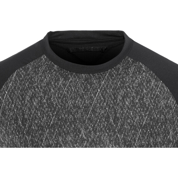 ION Traze_Amp Kurzarm T-Shirt Herren black