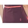 ION Traze Half-Zip Kurzarm T-Shirt Damen vinaceous