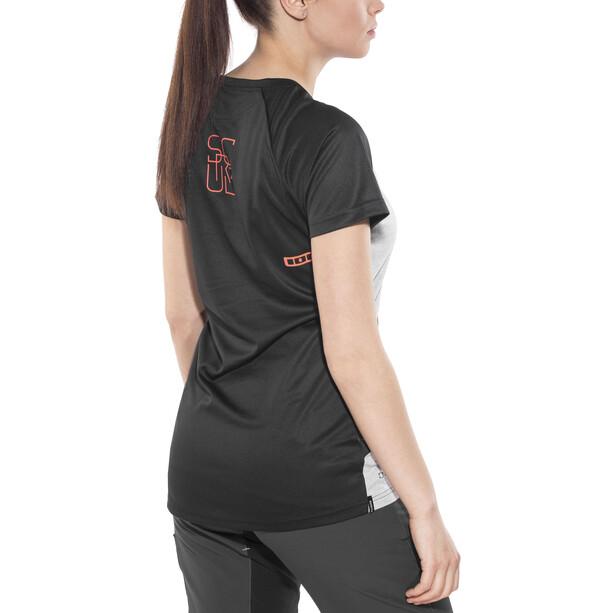 ION Scrub AMP Kurzarm T-Shirt Damen black