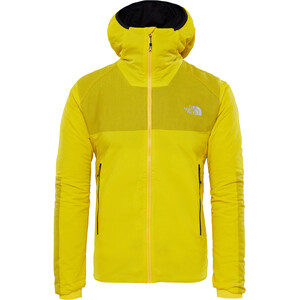 The North Face Summit L3 Ventrix Hoodie Herr canary yellow canary yellow
