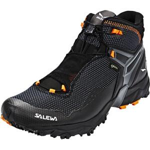 SALEWA Ultra Flex Mid GTX Wanderschuhe Herren black/holland black/holland