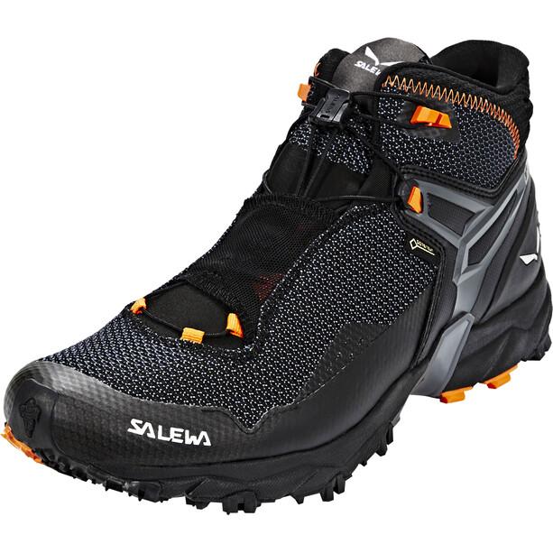 SALEWA Ultra Flex Mid GTX Wanderschuhe Herren black/holland