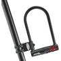 Red Cycling Products Ultimate U-hexagon Lock Antivol en U, noir