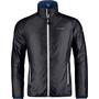 Ortovox Piz Boval Jacket Herr black raven blend