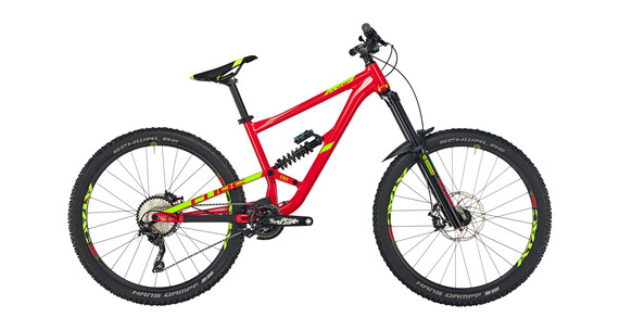 cube hanzz 190 race red 39 n 39 lime online kaufen bei bikester. Black Bedroom Furniture Sets. Home Design Ideas