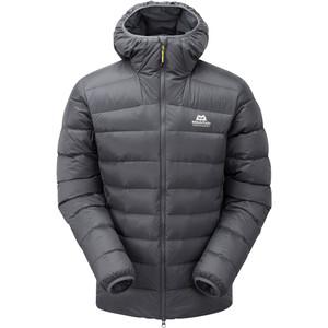 Mountain Equipment Skyline Hooded Jacket Herr shadow grey shadow grey