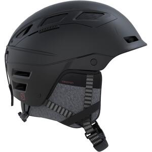 Salomon QST Charge Helmet Herr svart svart