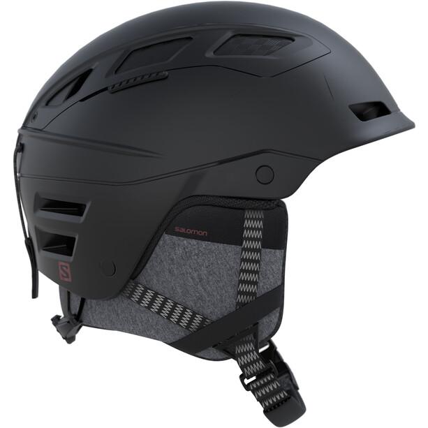 Salomon QST Charge Helmet Herr black