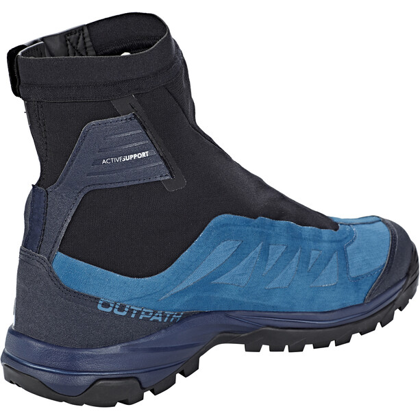 Salomon Outpath Pro GTX Shoes Herr moroccan blue/navy blazer/indigo bu