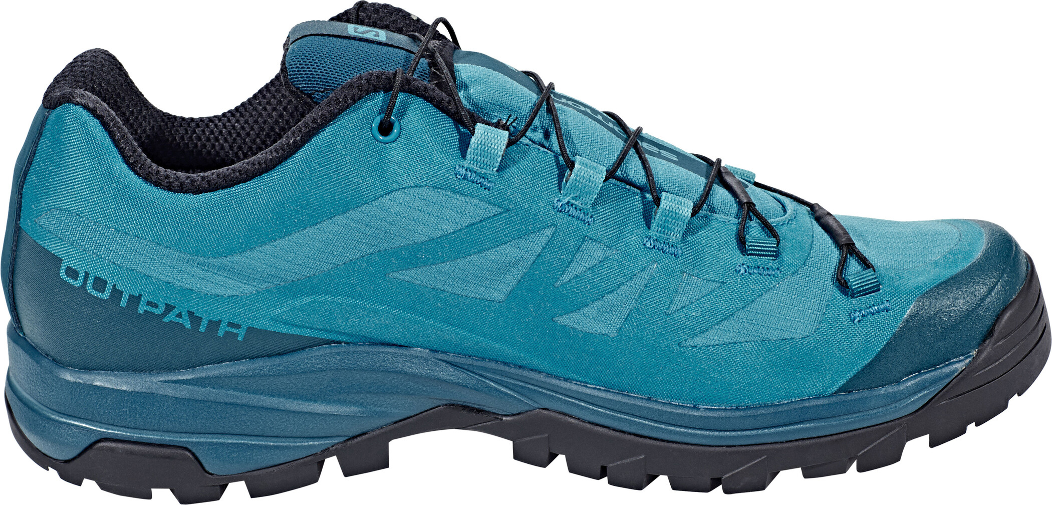 Salomon Outpath GTX Shoes Dam tahitian tidereflecting pondblack