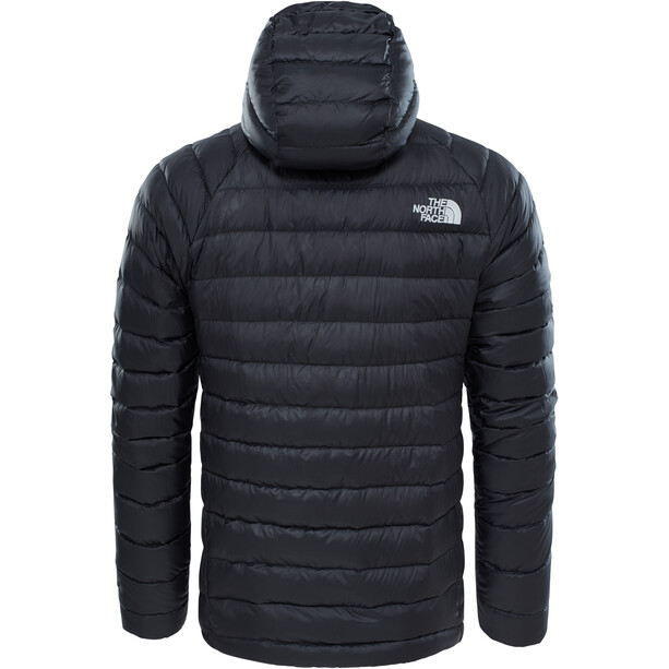 The North Face Trevail Insulated Down Hoodie Herr Tnf Blk Tnf Blk