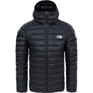 The North Face Trevail Insulated Down Hoodie Herr Tnf Blk Tnf Blk Tnf Blk Tnf Blk