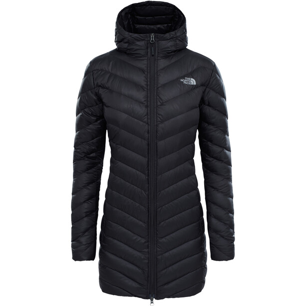 The North Face Trevail Insulated Down Parka Dam tnf black