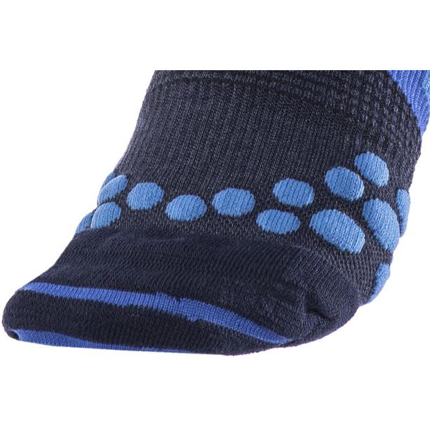 Compressport Racing Winter Run V2.1 Socken blue