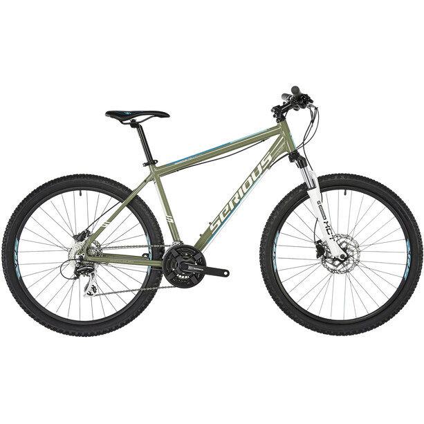 """Serious Eight Ball 27,5"""" Disc olive/blue"""