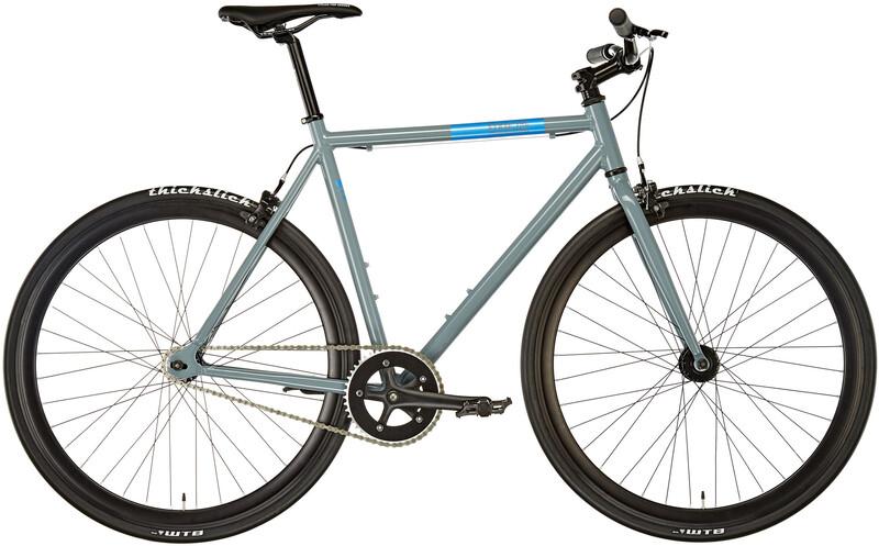 """FIXIE Inc. Floater Dolphin Grey Blue 51cm (28"""") 2018 Cityräder, Gr. 51cm (28"""")"""