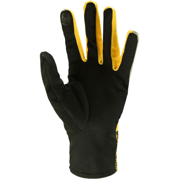 La Sportiva Trail Handschuhe Herren black/yellow
