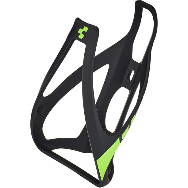 Cube HPP Porte-bidon, matt black'n'classic green