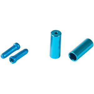 Cube RFR PRO Universal Endkappen Set blue blue
