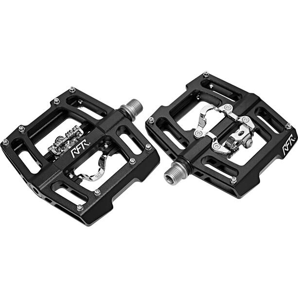Cube RFR Flat & Klick SL Pedale black