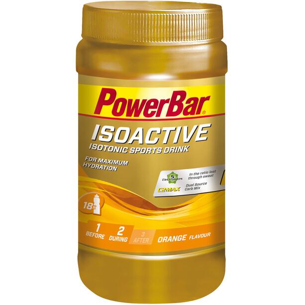 PowerBar Isoactive Isotonic Sports Drink Dose 600g Orange
