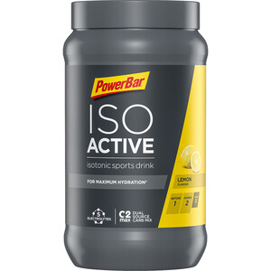 PowerBar Isoactive Isotonic Sports Drink Bøtte 600g
