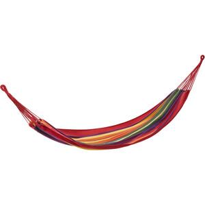 CAMPZ Puuvilla Riippumatto Yhdelle, multicolour multicolour