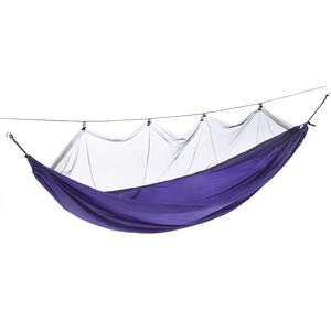 CAMPZ Riippumatto Nylon Hyttysverkolla Ultrakevyt, purple purple