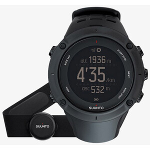Suunto Ambit3 Peak HR GPS Outdoor Uhr black black