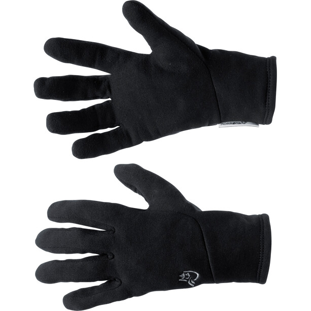 Norrøna /29 Powerstretch Handschuhe caviar