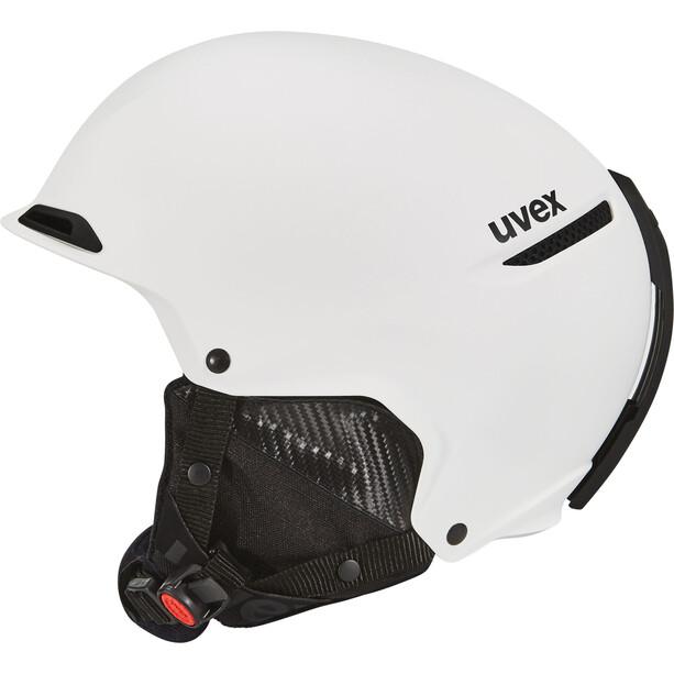 UVEX Jakk+ Helm weiß