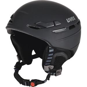 UVEX P.8000 Tour Helmet black mat black mat