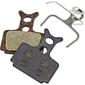 Red Cycling Products Formula R1/The One/RX Disc Brake Pads Organic