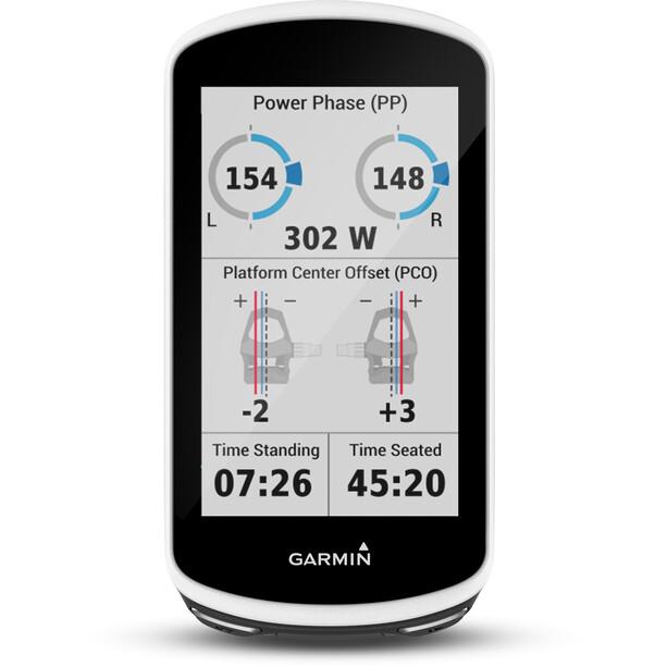 Garmin Edge 1030 GPS Fahrradcomputer Bundle schwarz