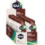GU Energy Gel Box 24 x 32g Minze Schokolade