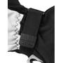 Hestra Army Leather Heli Ski 5 Finger Handschuhe black