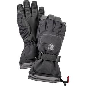 Hestra Gauntlet Sr. 5 Finger Handschuhe black/black black/black